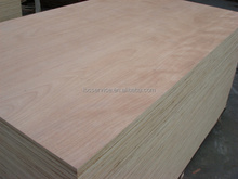 okoume plywood with good quality and cheap price for furniture