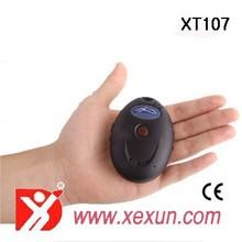 Superior voice and audio security IP54 waterproof&dustproof FDMA digital walkie talkie Can send message XT107