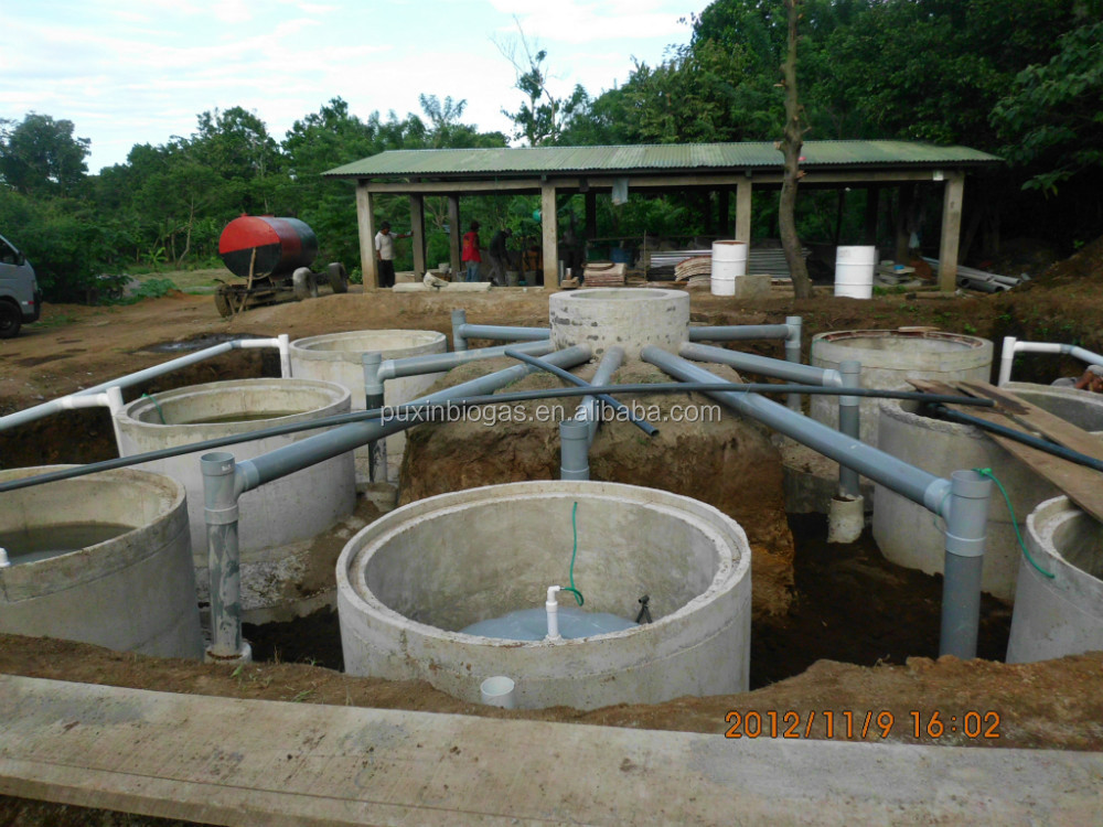 Mini Wastewater Treatment Plant : Puxin household small sewage treatment plant buy