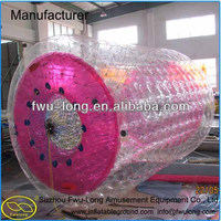 Colorful Bubble Roller/ Inflatable Water Rolling , Water Roller Ball Price for Sale