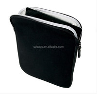protective media sleeve / universal style tablet bag for samsung with stand / romantic neoprene tablet bag for girls
