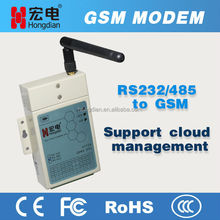 GSM RS232 RS485 serial port GPRS modem