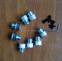 GT2 Timing Pulley 20teeth(20 theeth) Alumium Bore 5mm fit for GT2 belt