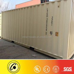 Shanghai 20ft and 40ft cargo container