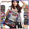 2015 fashion name brand waterproof bistar backpack bags for girls,BBP123