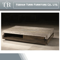 modern Italy new design living room furiniture marbel coffee table