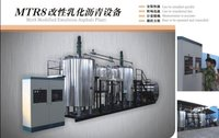 Mtr8 Modified Emulsion Asphalt Plant