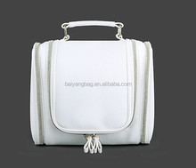 lady travel washing bag,girls beautiful wholesale clear toiletry bag,pratical fashion cosmetic folded bags