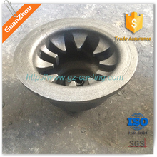 cast iron bell parts oem from China casting foundry