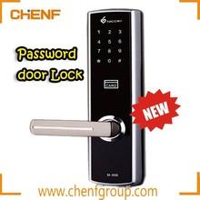 2015 Newest Cheap Touch Screen Password Digital Fingerprint Electronic Door Lock