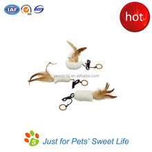 Eco Friend Natural Cat Teaser Toys