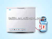 Large Capacity Deep Chest Freezer with LP gas and Elec. XD-320