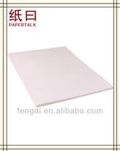 en blanco a4 tamaño cuaderno para escribir con escribir la pelusa de la cubierta de papel