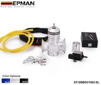 AUTOFAB - Universal Turbo Diesel BOV Blow Off Dump Valve + Electrical Install kit EP-DBBOV1003-SL