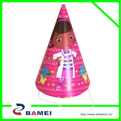 Party paper Hats/birthday paper party hat