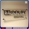TSD-A103 china factory supply wall mounted acrylic signs/acrylic sign holders wall mount/custom acrylic sign board