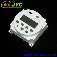AN053 Digital programmable timer weekly random setting function