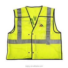 Adjustable LED Safety Vest