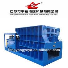 Horizontal scrap metal shear machine Q43W-4000L