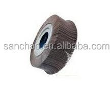 top quality Diamond Grinding Wheel / Flap Polishing Flap Wheel