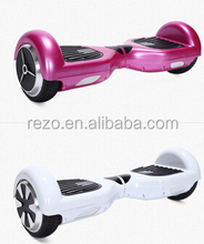 Manufacture electric unicycle mini scooter two wheels with Bluetooth music function and mobile phone APP