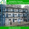 3 story china prefabricated worker homes prefabricated house used price