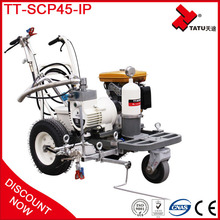 Promoting Hand-push Cold Plastic Road Line Marking Paint Machine