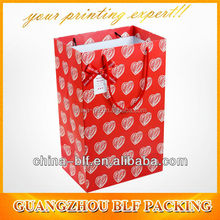(BLF-PB206)paper wedding present bag