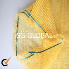 raschell mesh fruit packaging net bag