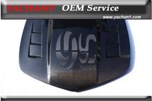 2010-2012 Chevrolet Camaro V6 V8 TS Style Carbon Fiber Hood Bonnet