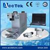 portable mini fiber laser marking machine AK10-F for sale
