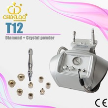 T12 high quality diamond dermabrasion skin washing for sale (CE approval)