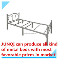 50 pipe single cot bed size(JQS-128)