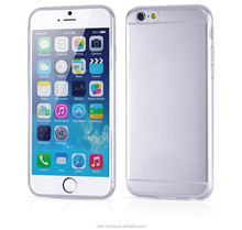 trendy cell phone case for iphone 6 tpu back cover