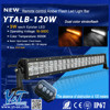 Super personality off road led roof light bar amber&white light refit off road led light bar