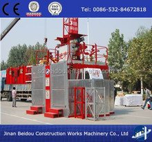 sc series mid-speed construction materials elevator,construction lifting hoist/building lifitng machine