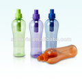 600ml botella de agua filtrada