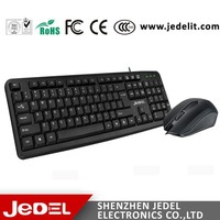Manufacturer latest hot selling best wired keyboard and mouse