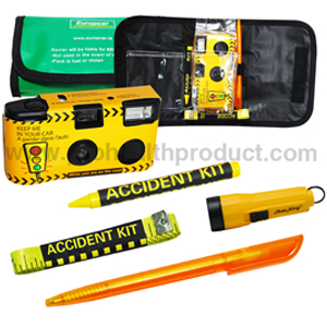 Emergency Car First Aid Kit