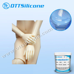 FDA liquid silicon/slicone for silicone sex doll with high quality
