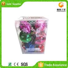 New Fashion Handcraf Hot Sale Small Christmas Ornament Ball