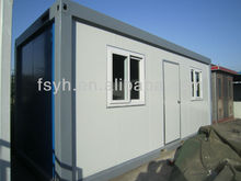 container house 20ft domitory /office/storage container house