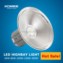 3 Years Warranty KOMEE SMD High Bay LED, PF0.97 200W LED High Bay, 200W LED High Bay Light with 20000 lumens