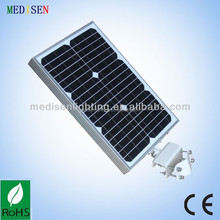 alibaba wholesale 25W IP65 waterproof LED solar street light /outdoor road lamp