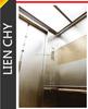 Elevator Cab Champagne Platinum PVC/ VCM / PET Laminated Aluminum or Steel Sheets / Coils
