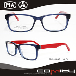 High quality cheap most popular memory plastic optical frame