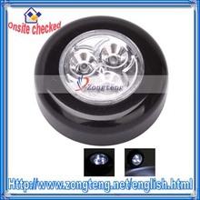 baratos mini sensor de toque la lámpara negro