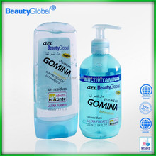 Herbal extract & cool & Extra-Strength extreme shaping hair gel