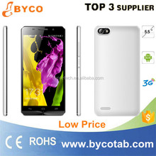 best big white and black 5.5 inch IPS screen dual core android 4.4 smartphone