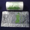bolsas planas de alimentos para el uso de supermercado